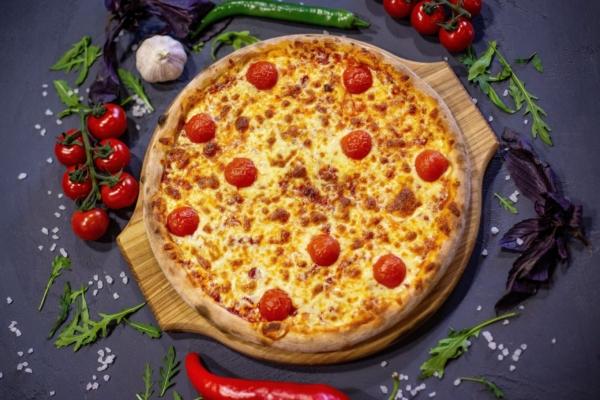 Пицца маргарита - Зерна Королев