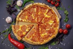 Пицца пепперони - Зерна Королев