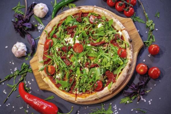 Пицца Тоскана - Зерна Королев